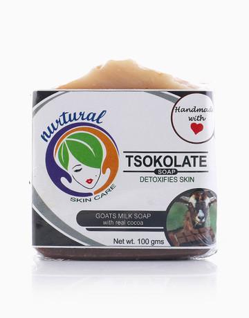 Tsokolate Soap Bar by Nurtural Skincare