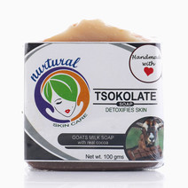 Tsokolate Soap Bar by Nurtural Skincare