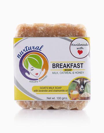 Breakfast Soap Bar by Nurtural Skincare