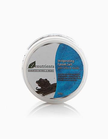 Coffee & Vanilla Epsom Salt by Zenutrients