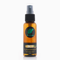 Ginger Sanitizer 50ml by Zenutrients