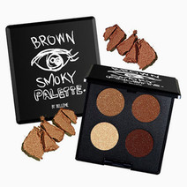 Abbamart brown smoky palette