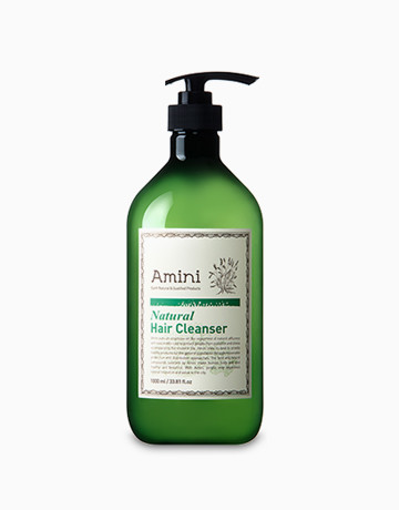 Natural Hair Cleanser (1000g) by Amini