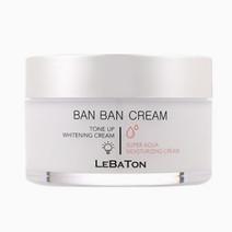 BanBan Cream (Moisture & Whitening) by Lebaton