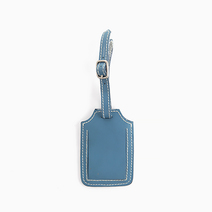 Genuine Leather Bag Tag by Coco & Tres