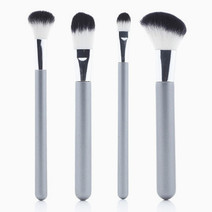 Silver Brush Set by PRO STUDIO Beauty Exclusives