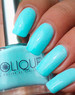 Baby Blues Gel Polish by Solique