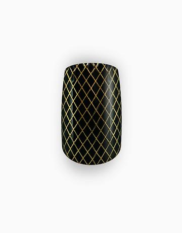 Nail Art: Golden Lace by L'Oreal Paris
