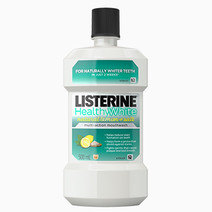 Listerine Healthy White 500ml by Listerine