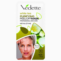 Peel Off Mask White Tea by Vedette