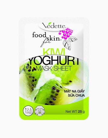 Yoghurt Kiwi Mask Sheet by Vedette