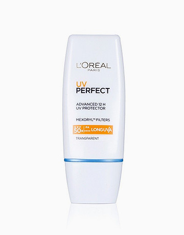 UV Perfect Transparent SPF50 by L'Oreal Paris