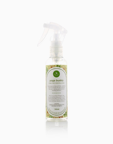 Yoga Buddy Yoga Mat Cleaner by Organic Alley
