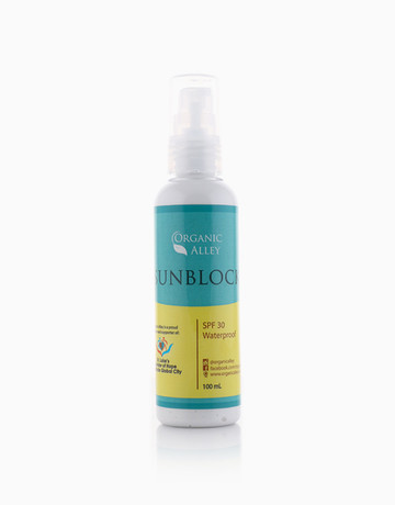 Sunblock (100ml) by Organic Alley
