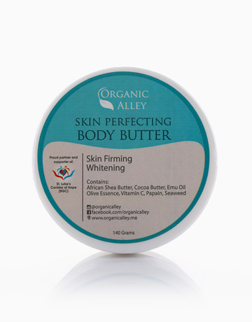 Skin Perfecting Body Butter by Organic Alley