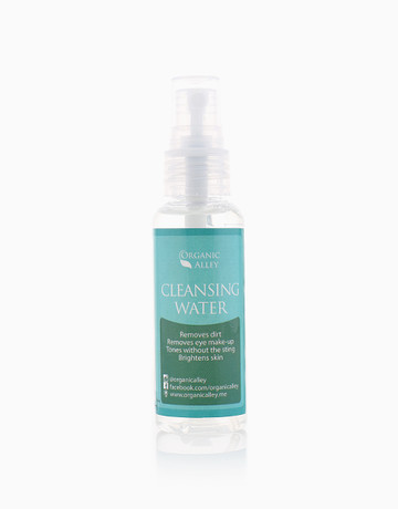 Cleansing Water by Organic Alley
