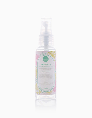 Breathe In Room Spray by Organic Alley