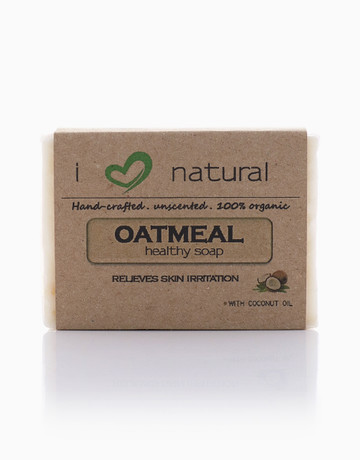Oatmeal Healthy Soap by I❤NATURAL