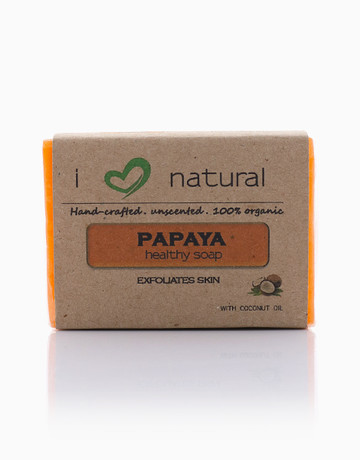 Papaya Healthy Soap by I❤NATURAL