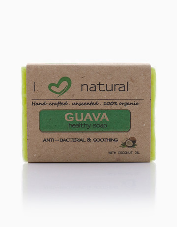 Guava Healthy Soap by I❤NATURAL
