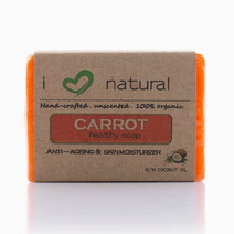 Carrot Healthy Soap by I❤NATURAL