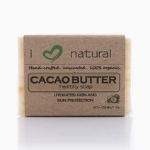 Cacao Butter Healthy Soap by I❤NATURAL