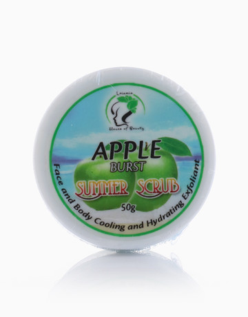 Apple Burst Summer Scrub by Leiania House of Beauty