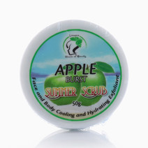 Apple Burst Summer Scrub by Leiania House of Beauty