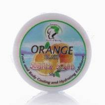Orange Blast Summer Scrub by Leiania House of Beauty