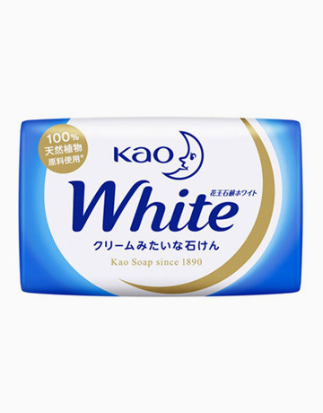 White Beauty Soap by Kao Essential