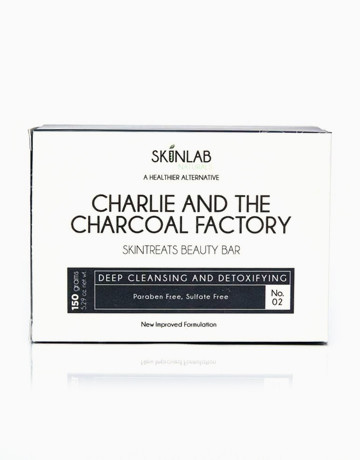 Charlie & the Charcoal Factory by Skinlab Naturals