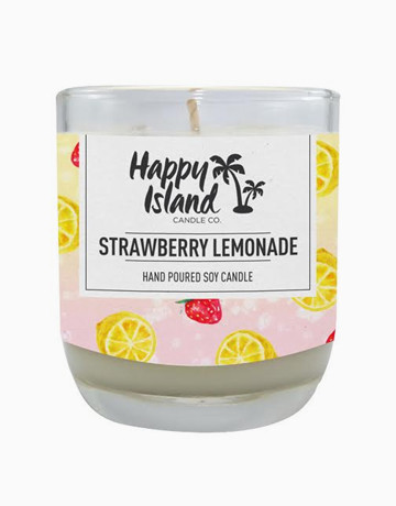Strawberry Lemonade (8oz/240ml) by Happy Island Candle Co