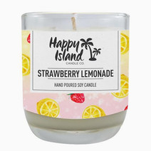 Strawberry Lemonade (8oz/240ml) by Happy Island Candle Co
