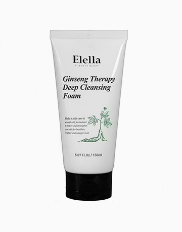 Ginseng Therapy Cleansing Foam by Elella