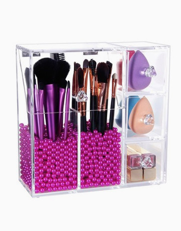 Brush Organizer, 2 Dividers by Brush Work