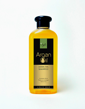 Bestselling Argan Oil Shampoo by Be Organic Bath & Body