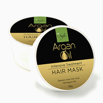 Intensive Argan Oil Hair Mask by Be Organic Bath & Body in