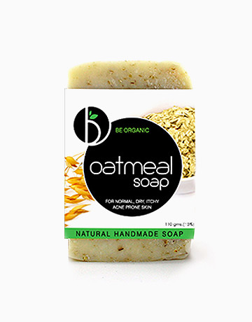 Exfoliating Oatmeal Soap by Be Organic Bath & Body