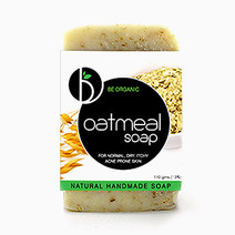 Exfoliating Oatmeal Soap by Be Organic Bath & Body in