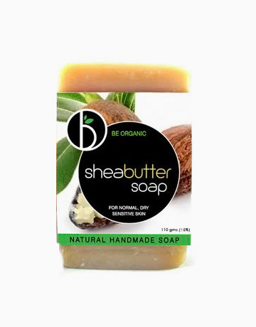 Ultra-Rich Shea Butter Soap by Be Organic Bath & Body