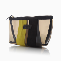 Small Utility Stripe Colored Pouch by Coco & Tres