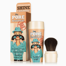The porefessional  agent zero shine fm prmr pwdr