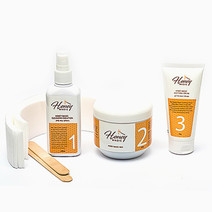 Complete Hair Removal Kit by Honey Magic