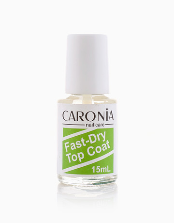 Fast Dry Top Coat (15ml) by Caronia