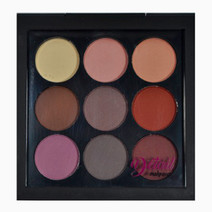 All Matte Eyeshadow Palette by DETAIL