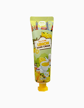 Tea Time Lemon Hand Cream by Esfolio