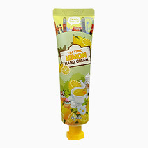 Tea time lemon hand cream