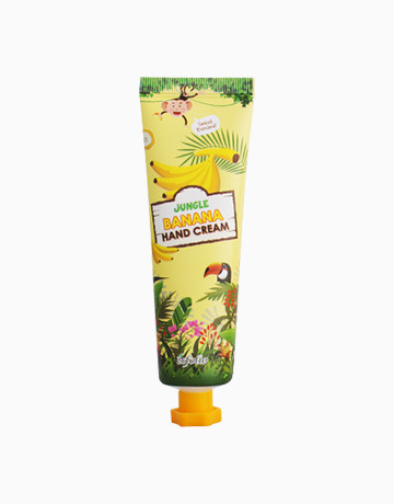 Jungle Banana Hand Cream by Esfolio