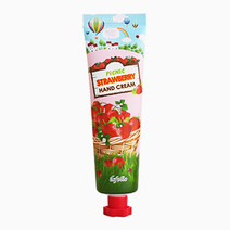 Picnic strawberry hand cream