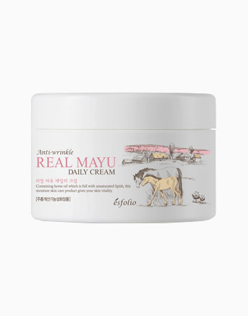 Real Mayu Daily Cream by Esfolio